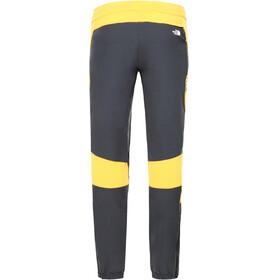 The North Face Impendor Trek Pants Men asphalt grey/zinnia orange